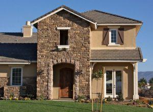 Repairing home stucco