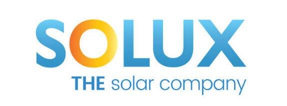 Solux the Solar Company Logo
